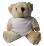 "Soft Toy - 5"" Promo Bear"